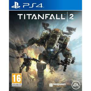 Titanfall 2 PS4 £4.95 delivered @ The Game Collection
