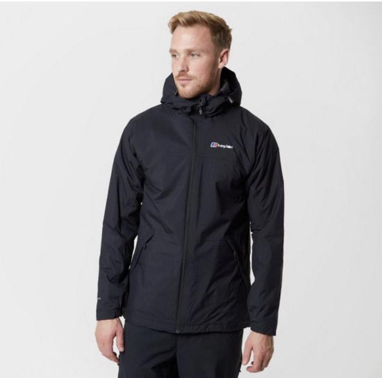 BERGHAUS Men's Stormcloud Insulated Jacket £114.75 @ Millets