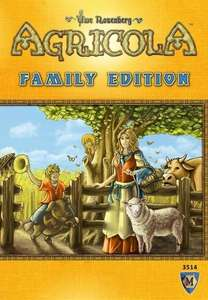Agricola Family Edition £15.98 @ Play Board Games
