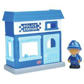 Chad Valley Tots Town Police Station Playset £5 @ Argos (£3.95 P&P)