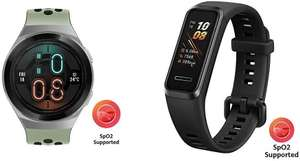 Huawei Watch GT 2e Smartwatch Green + Huawei Band 4 + 5€ Amazon Voucher - £143.65 delivered @ Amazon Germany