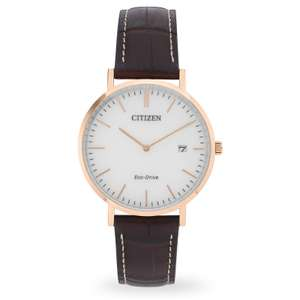 CITIZEN ECO-DRIVE Mens Watch AU1083-13A £107.10 at Goldsmiths