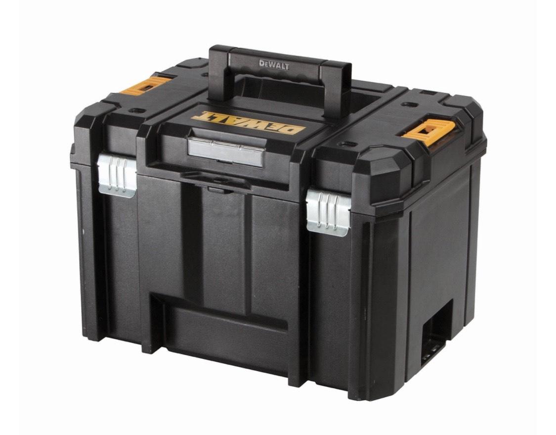 Dewalt TSTAK VI toolbox inc tray insert £30 delivered @ B&Q