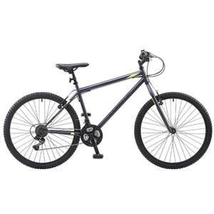Coyote Elements XR Gents Mountain Bike, 18 Speed £156.99 at leisure outlet