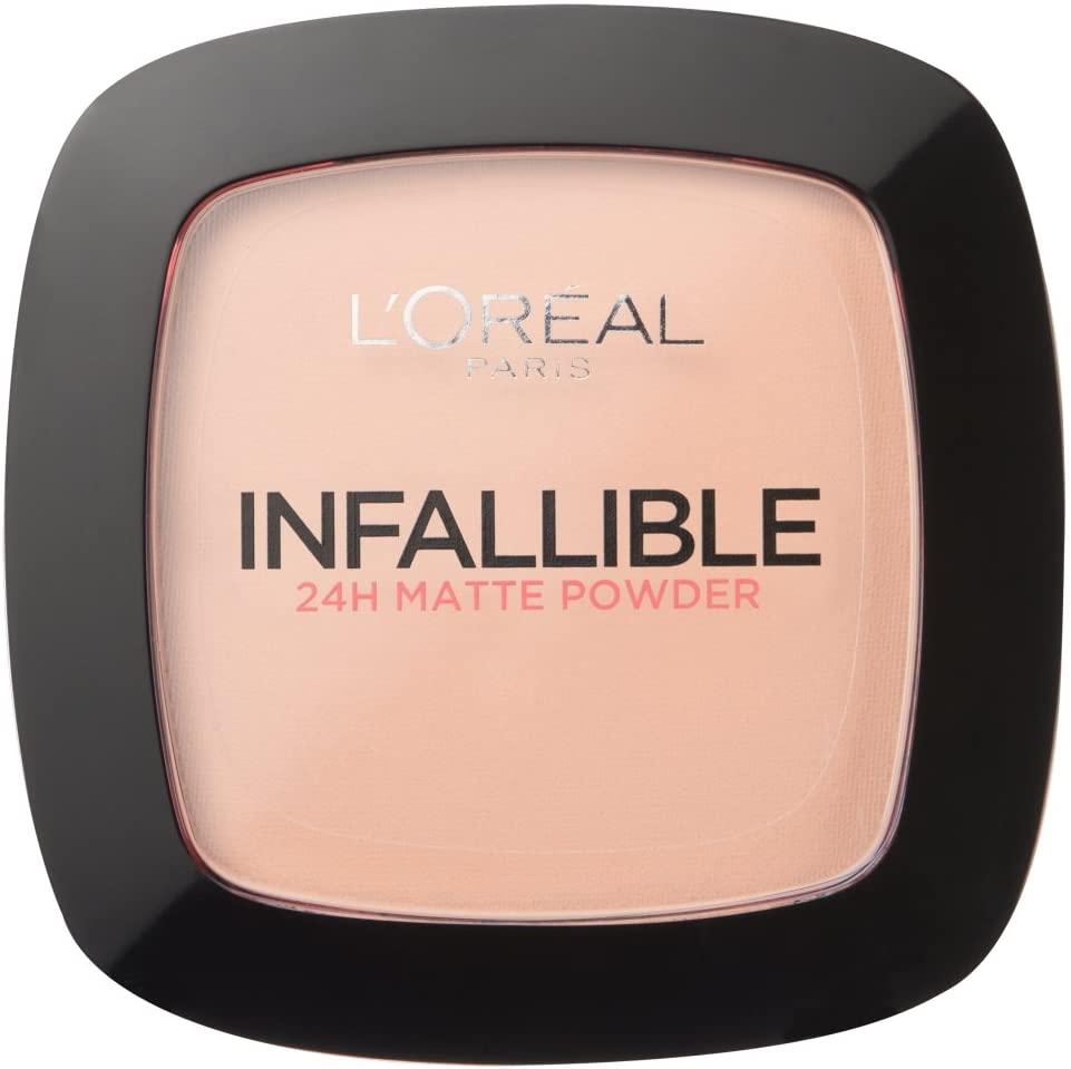 L'Oreal Paris Infallible Powder 160 Sand Beige £4.35 at Amazon Prime / £8.84 Non Prime