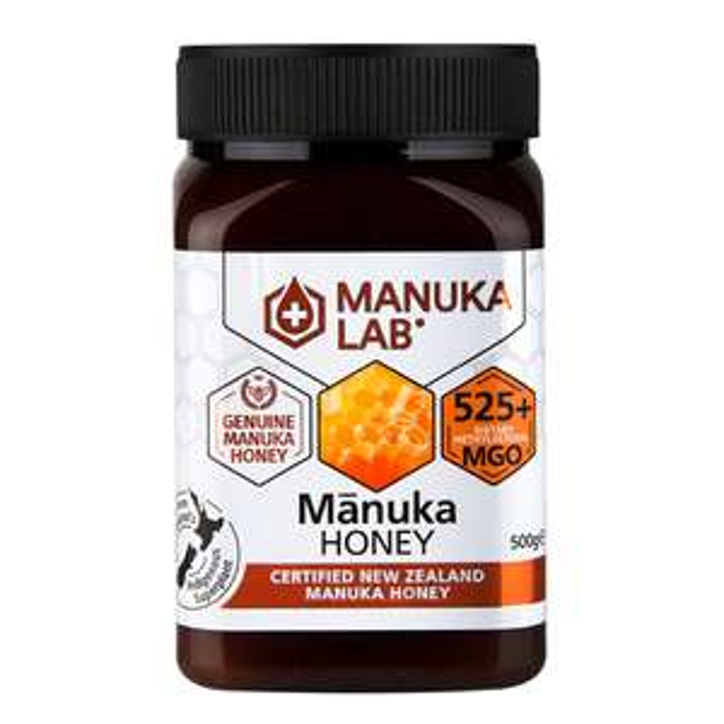Manuka Lab Manuka Honey MGO 525 500g £39.99 @ Holland and Barrett