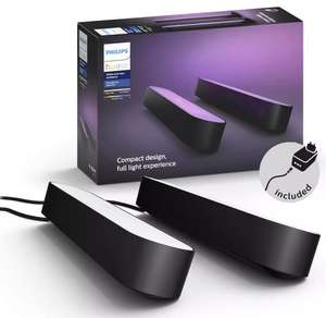 Philips Hue Play Light Bars with free Extension Kit (3rd Bar) £119.99 + £3.95 del at Argos