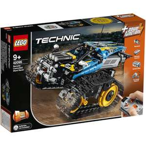 LEGO Technic: Remote-Controlled Stunt Racer (42095) £56.99 from IWOOT