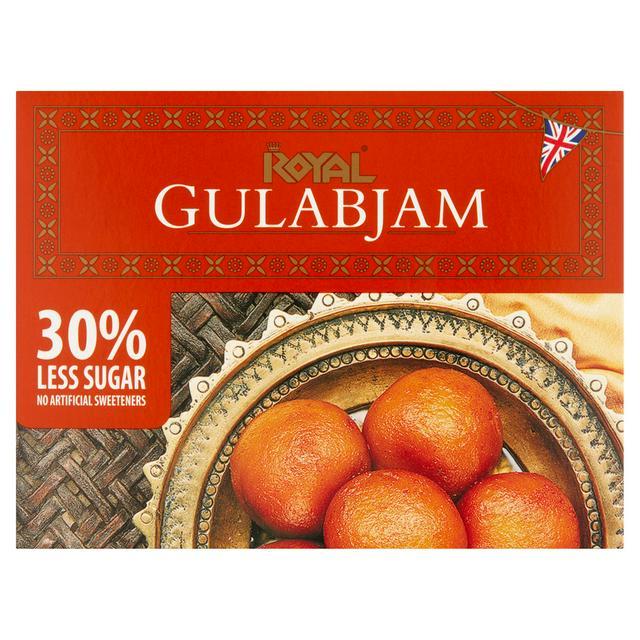 Royal Gulabjam Dessert 500G £2 @ Sainsbury's
