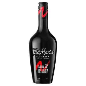 Tia Maria 1litre bottle - £16 @ Morrisons