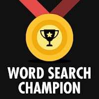 Word Search Champion PRO temporarily free on Google Play