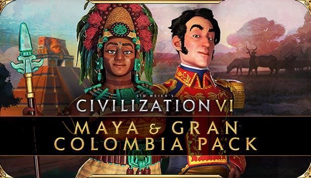 Civilization VI; Maya & Colombia Pack - £7.39 @ Humble Bundle