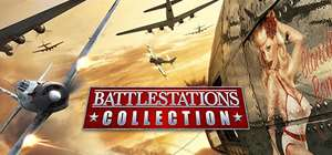 [Steam PC] Battlestations Collection – £1.41 / Battlestations: Midway – 69p / Battlestations: Pacific – 76p @ Steam store discount offer
