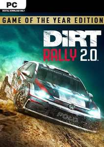 Dirt Rally 2.0 Game of the Year Edition PC £11.99 @ CDKeys