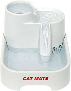 Pet Mate Cat Mate Drinking Water Fountain £24.99 @ Amazon