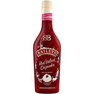 Baileys Irish Cream Special Edition 'Red Velvet Cupcake' 70cl Reduced to Clear - £12.80 instore @ Tesco, Portsmouth