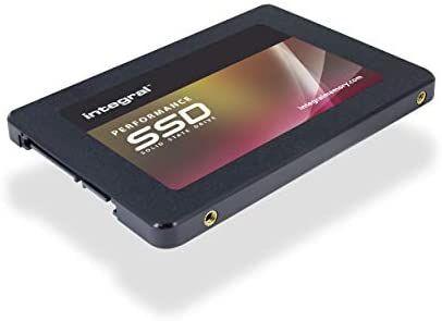 Integral P Series 5 480GB SATA III 2.5 Internal SSD, up to 560MB/s Read 540MB/s Write £54.99 @ Amazon