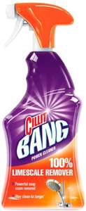 Cillit Bang Limescale And Grime, 750ml - £2 at Amazon (+£4.49 non prime)