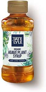 Tate & Lyle Agave Plant Syrup 325g £2 at Amazon (£1.80 with S&S / + £4.49 non Prime)