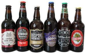 Support Local - 3 Local Beers/Ciders for £5 at Co-op