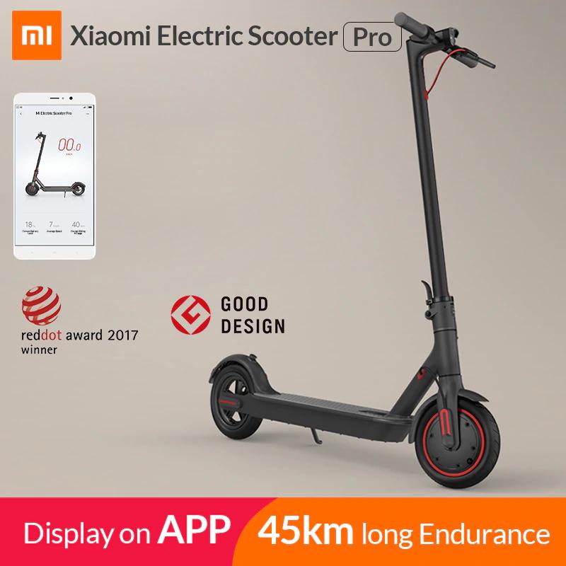 2019 Xiaomi Mi Electric Scooter Mijia M365 Pro Smart E Scooter £388 @ AliExpress MI Europe Prime Store