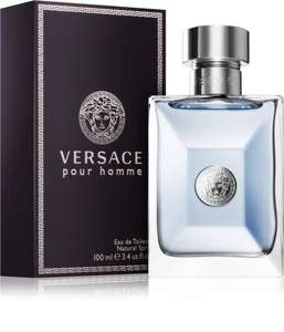 Versace Pour Homme EDT 100ml at Notino for £40.10