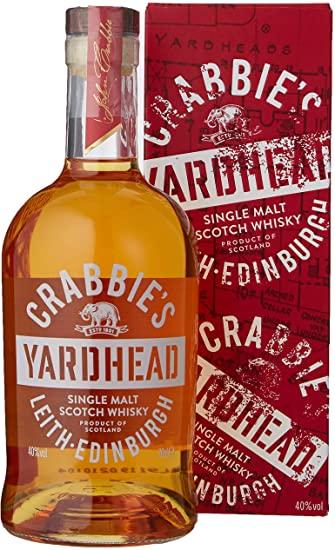 Crabbies Yardhead Single Malt for £16 with Amazon Prime (+£4.49 non Prime)