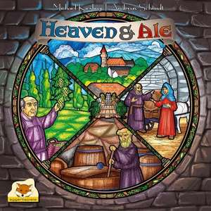 Heaven and Ale Board Game £26.60 (with code) @ Play Board Games