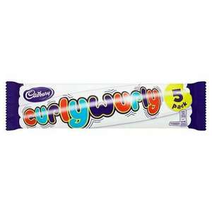 Curly Wurly 5 pack instore at Tesco for 15p (Wellingborough)