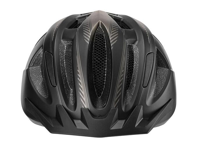 Crivit Bike Cycling Helmet w/ Rear Light - £9.99 In-Store @ Lidl