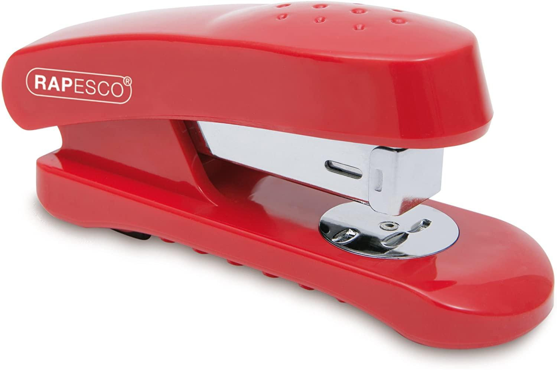 Rapesco Stapler - Snapper, 20-sheet capacity (Red), £1.75 at Amazon Prime / £6.24 Non Prime
