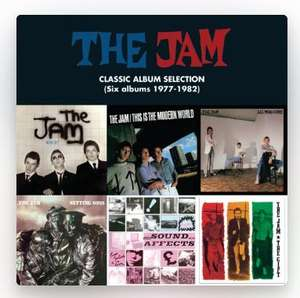 The Jam - Classic Albums Selection - All Six Studio Albums 1977 - 1982 £8.99 at Apple Store