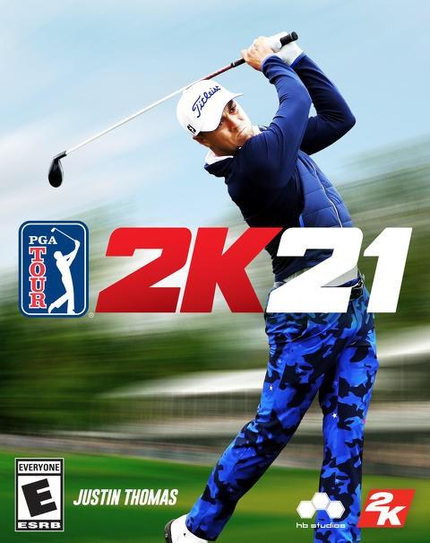 PGA Tour 2K21 - £39.99 at Simply Games (Xbox / PS4)