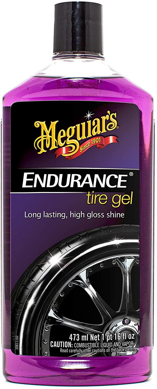 Meguiar's Endurance High Gloss Black Tire Gel 473 ml - £8.84 (+£4.49 Non Prime) @ Amazon
