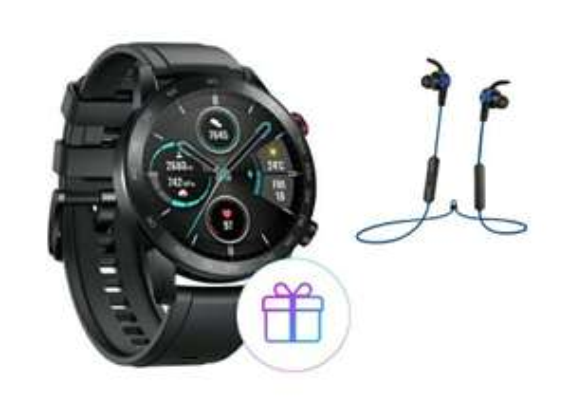 Honor Magic 2 46mm Smartwatch Black + Honor Sports Pro Headphones - £110 With Code @ Honor UK