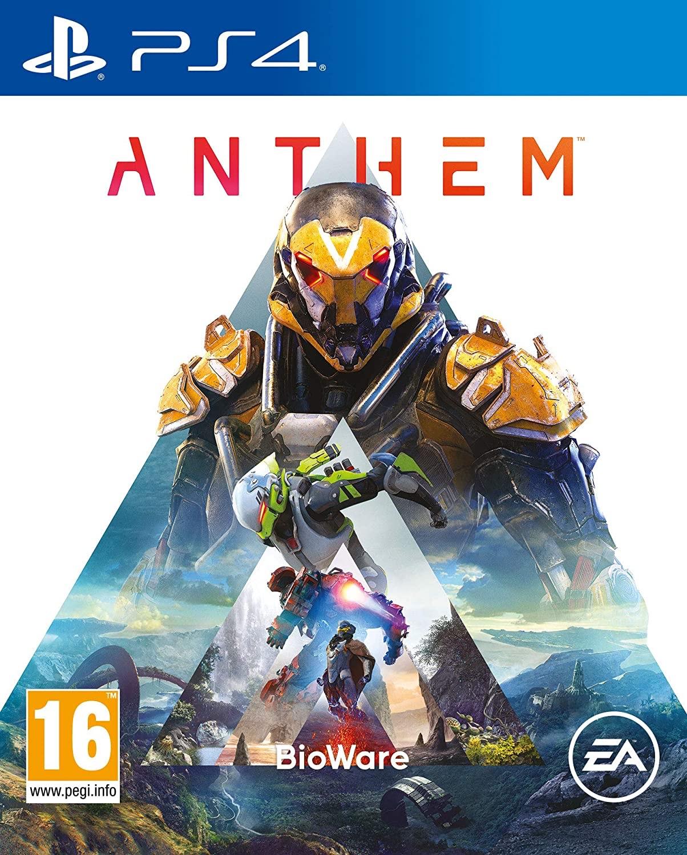 Anthem (PS4) - £3.99 + £3.50 del at John Lewis & Partners