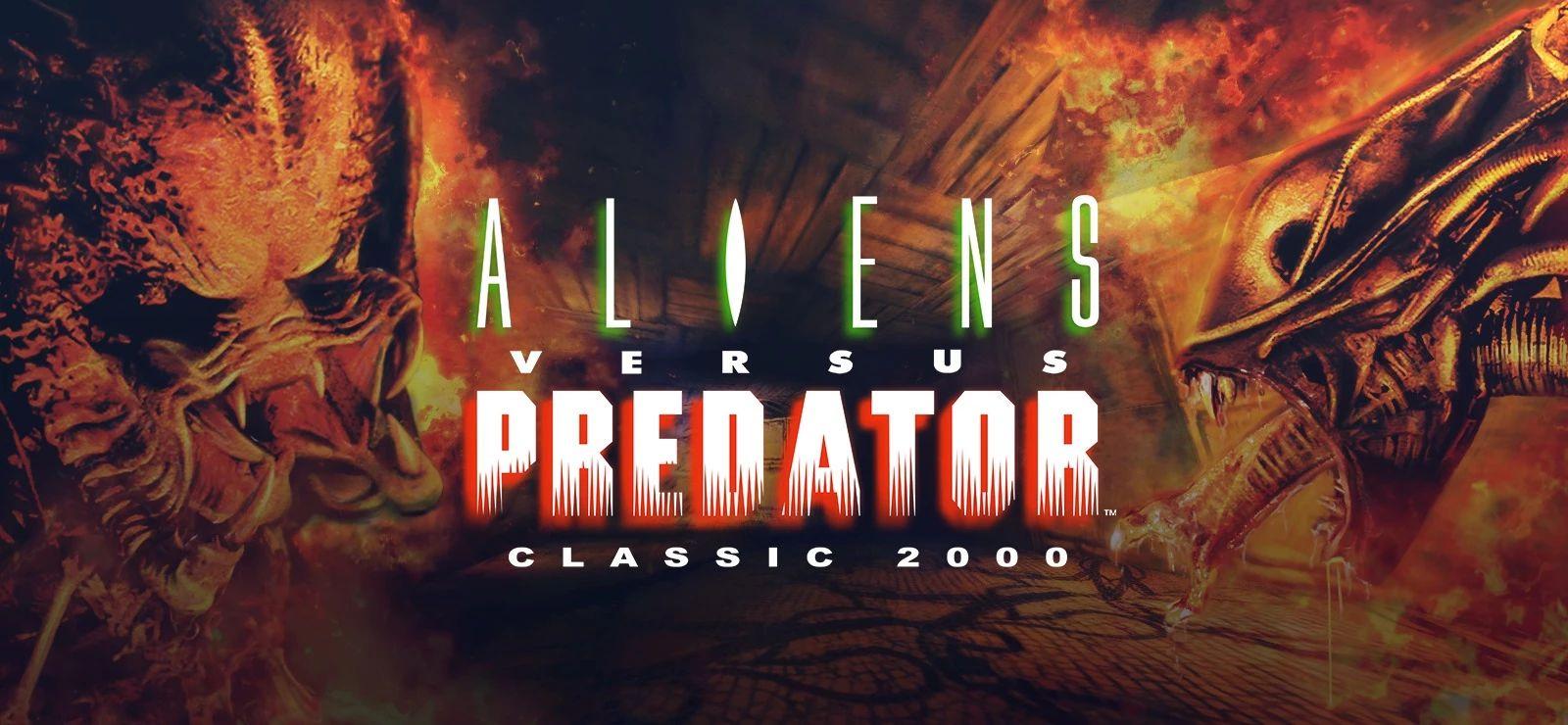[Steam] Alien vs Predator Classic 2000 (PC) - 88p @ Green Man Gaming