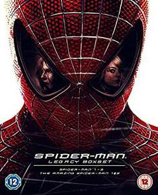 Spider-Man Legacy Collection Blu-Ray £19.99 (Prime / +£2.99 Non Prime) @ Amazon