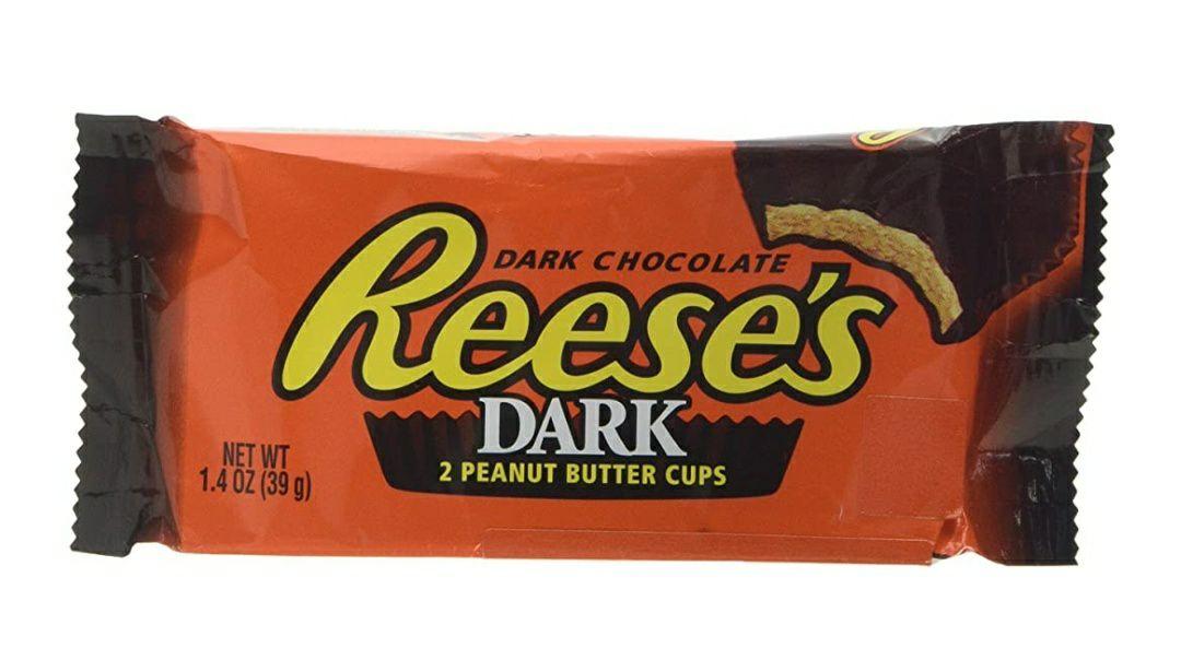 Reese's Peanut Butter Dark Cup, 39 g - 85p (+£4.49 non-Prime) @ Amazon