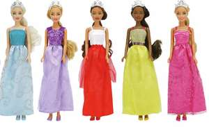 Chad Valley Sparkle Princess - 5 Pack from Argos - £7.50 + £3.95 Postage