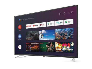 "Sharp 50"" 4K Ultra HD LED Android TV - £279 @ LIDL"