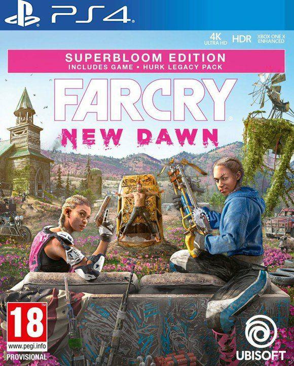 Far Cry: New Dawn - Superbloom Edition - PlayStation 4 - £14.95 @ coolshop