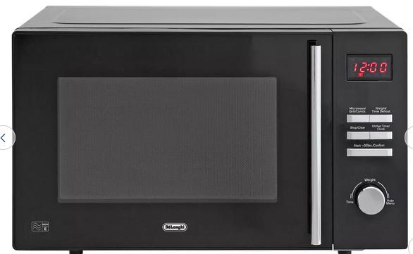 De'Longhi 900W Microwave with Grill – £69.99 @ Argos