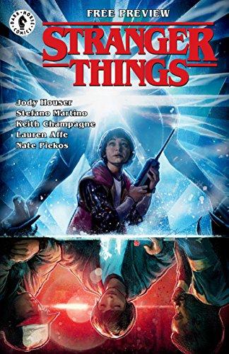 Stranger Things (4 Comics) Free - Kindle Edition @ Amazon