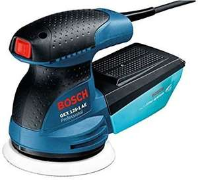 Bosch Professional GEX 125-1 AE Corded 240 V Random Orbit Sander £83.99 @ Amazon