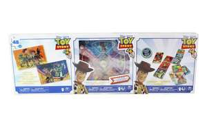 Toy Story 4 Game Bundle - 3 Pack - Half Price £8.95 delivered at Argos