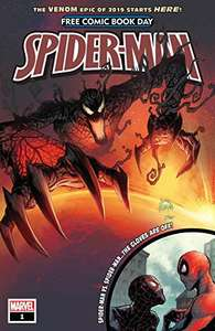 Free Comic Book Day 2019 (Spider-Man/Venom) - free on Kindle & comiXology at Amazon