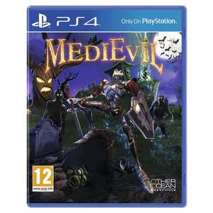 [PS4] Medievil - £12.99 delivered @ Smyths
