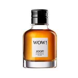 JOOP! Wow! Eau De Toilette 40ml Spray £17.75 delivered with code at Fragrance Shop