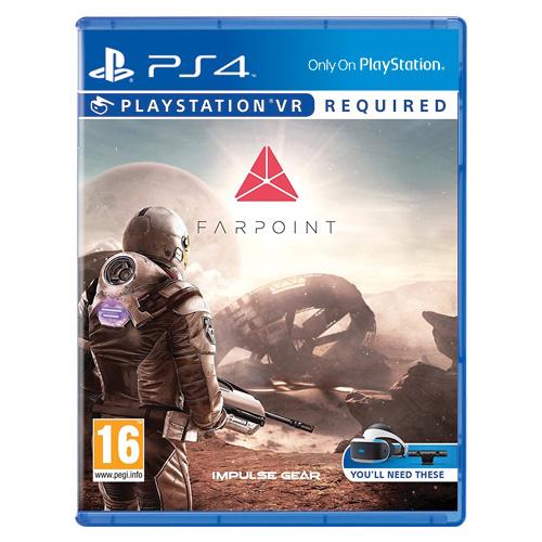 Farpoint (VR) (PS4) - £7.99 Delivered @ Monster-Shop